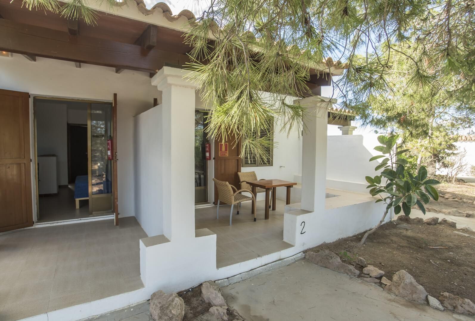 Apartamento Alquiler Formentera. Casa Eugenio, Es Brolls