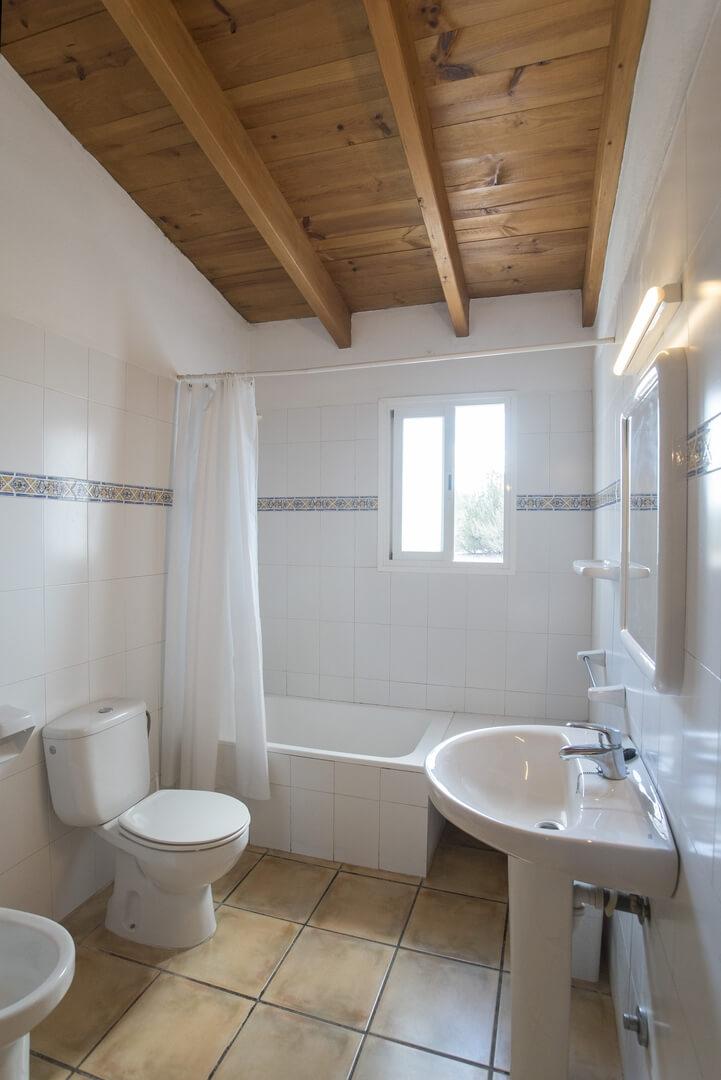 Casa Alquiler Formentera. Casa Patricia 2. Cala Saona