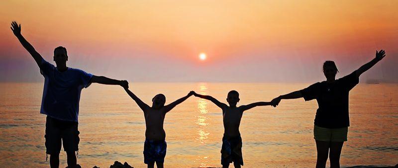 disfrutar en familia de Formentera